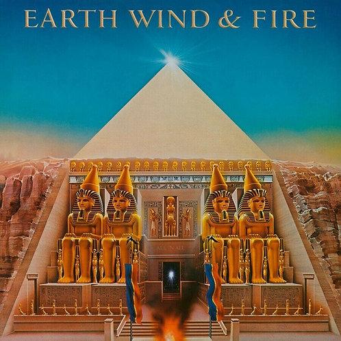 EARTH WIND & FIRE - ALL 'N ALL