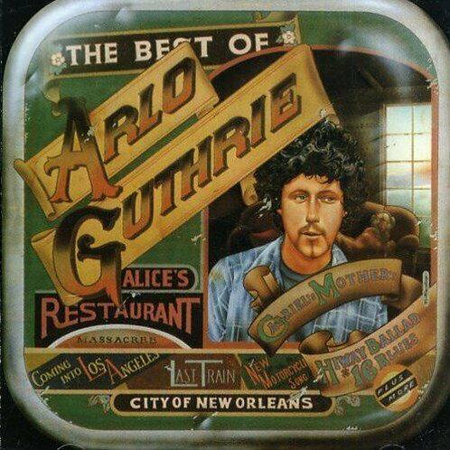 GUTHRIE , ARLO - THE BEST OF ARLO GUTHRIE (COLOURED VINYL)