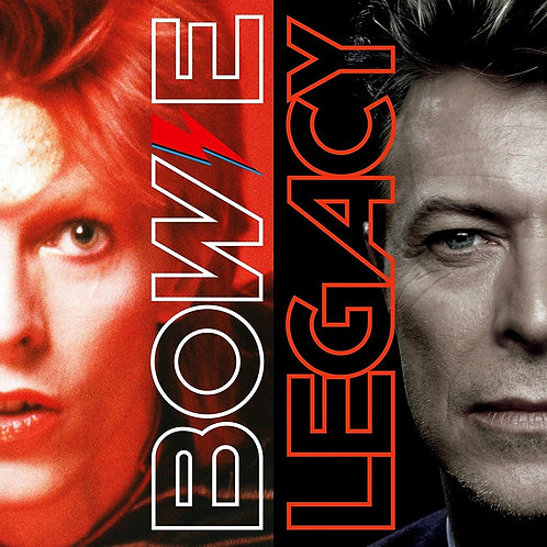 BOWIE , DAVID - LEGACY : THE BEST OF DAVID BOWIE