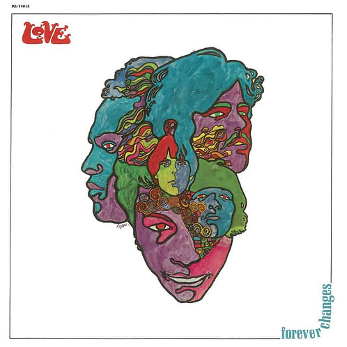 LOVE - FOREVER CHANGES (MONO MIX)