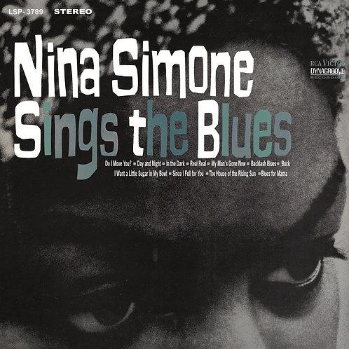 SIMONE , NINA - SINGS THE BLUES