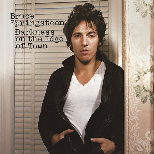 SPRINGSTEEN , BRUCE - DARKNESS ON THE EDGE OF TOWN
