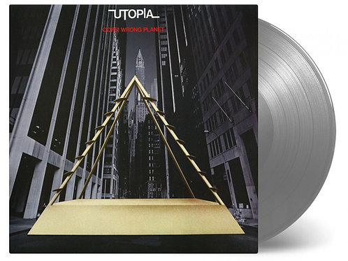 UTOPIA - OOPS! WRONG PLANET (COLOURED VINYL) TODD RUNDGREN