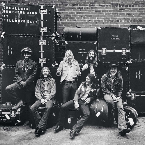 ALLMAN BROTHERS - BAND AT FILLMORE EAST