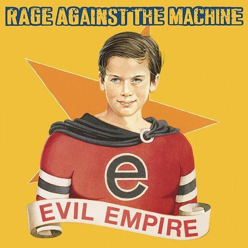 RAGE AGAINST THE MACHINE - EVIL EMPIRE