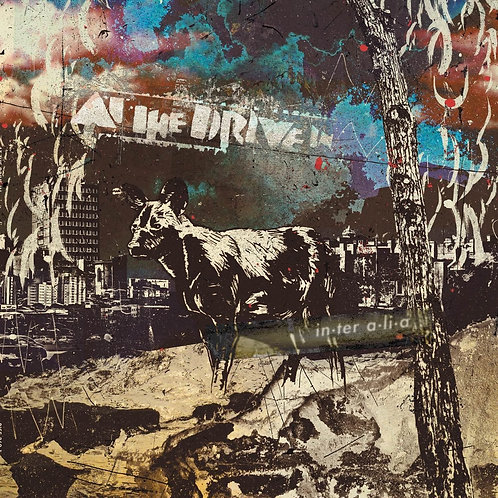 AT THE DRIVE IN - IN.TER A.LI.A (COLOURED VINYL)