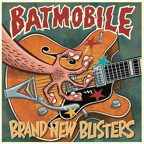 BATMOBILE - BRAND NEW BLISTERS