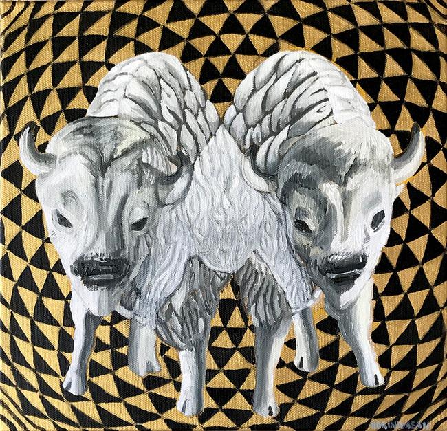 Portal Bison