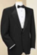 Notch Lapel Tux