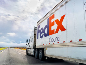 Delivering the goods - Payseur Parcel Service, USA
