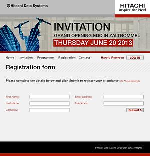 Hitachi - Mannen van Rijnland