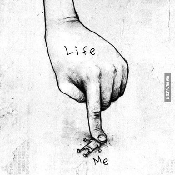 Shut Up....It's Called Life