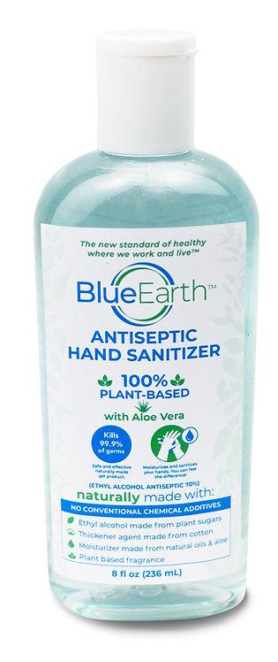 Hand Sanitizer Plant Based Gel 70% ethyl alcohol lip top