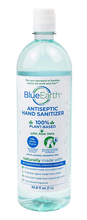 Hand Sanitizer Plant Based Gel 70% ethyl alcohol Flip Top