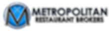 Metropolitan Restaurant Brokers logo