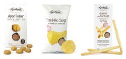 Snacks with truffle