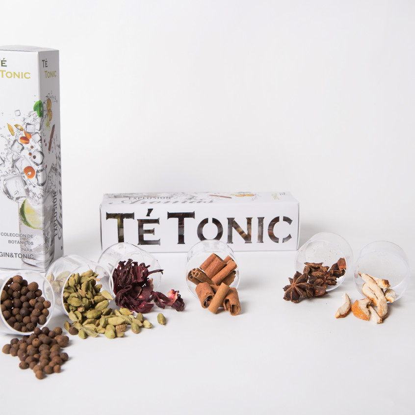 Botanicals TéTonic