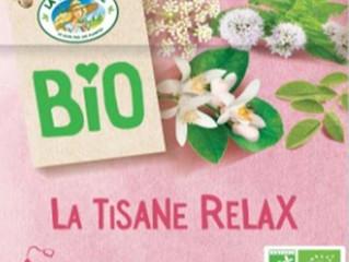 Promo La Tisanière BIO Thee - Mei 2019