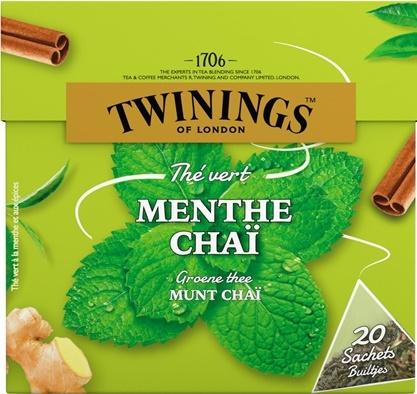 Menthe Chaï