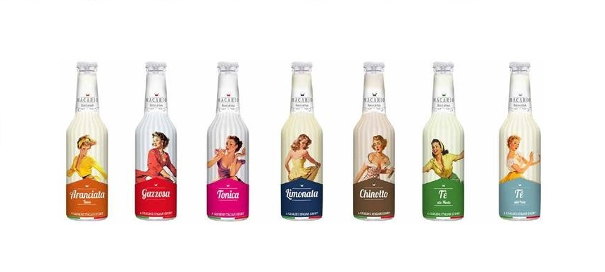 Macario retro drinks