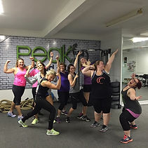 Group Fitness @ Peak for Life