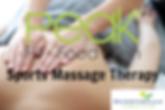 Sports Massage @ Peak for Life