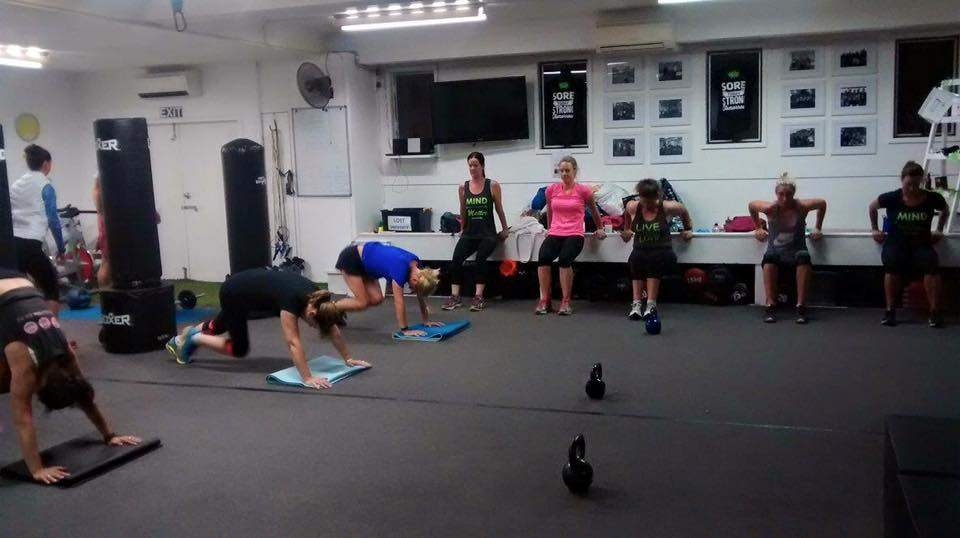 Womens Conditioning