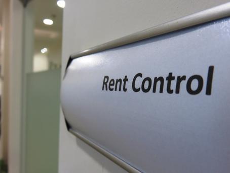 Bombs away - Rent Controls
