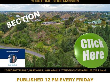 Whanganui Mansions 23rd April 2021