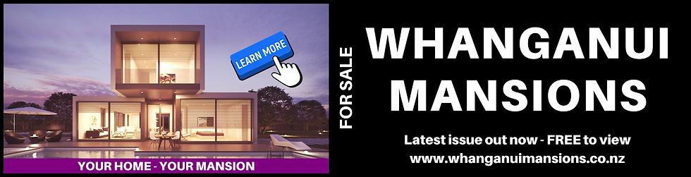 Whanganui Mansions online real estate magazine