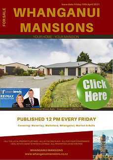 WHANGANUI MANSIONS FRONT PAGE CLICK HERE