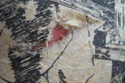 rice paper repair - before