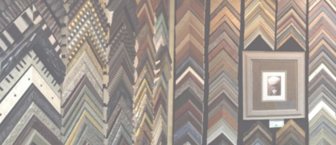 hundreds of frames available