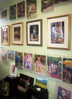 Ginger Lecher Memorial exhibit 5