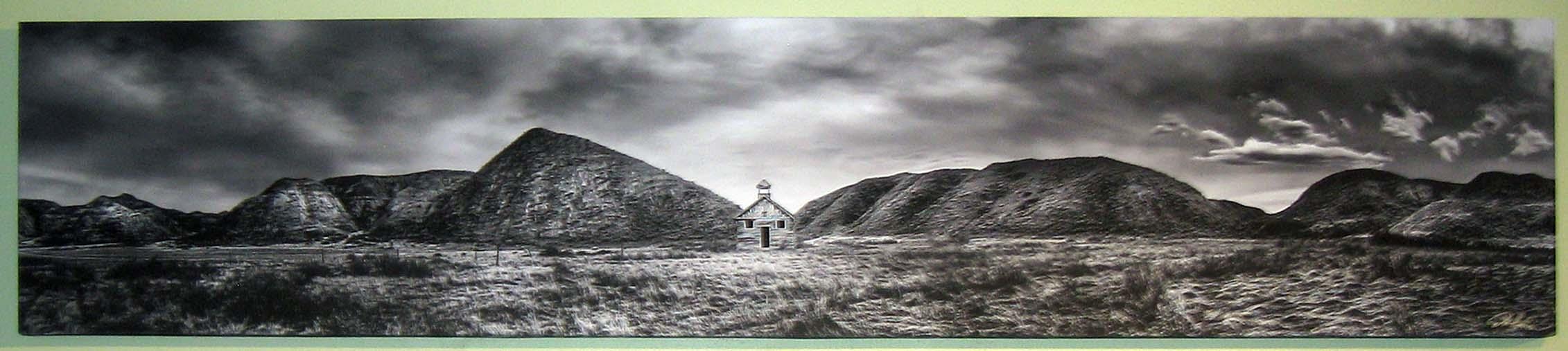 © Hirsch (2) photograph on canvas