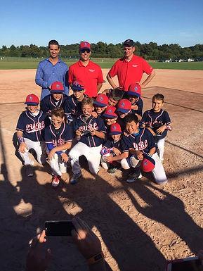 LYBL Majors and Minors teams win at BBF Tournament