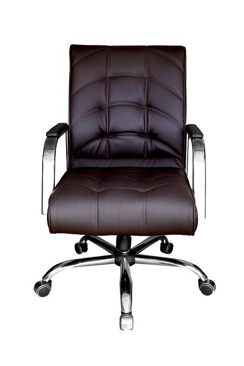 Cadeira Marrom de Rodas