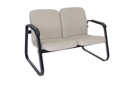 Cadeira Bege 2 assentos