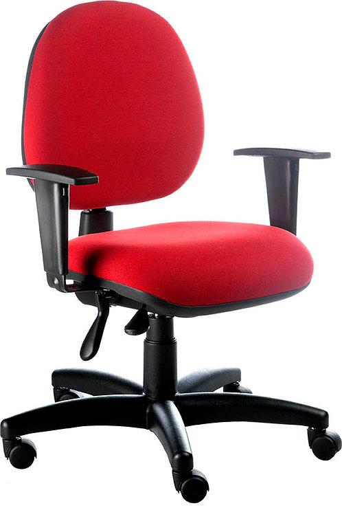 Cadeira Vermelha de Roda Larga