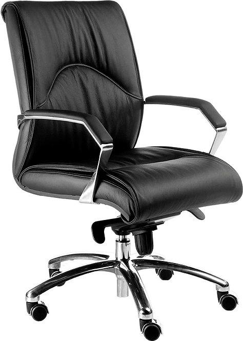Cadeira Grande Preta de Rodas