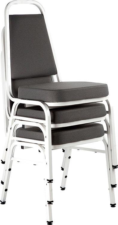 Cadeira Simples Banca e Marrom
