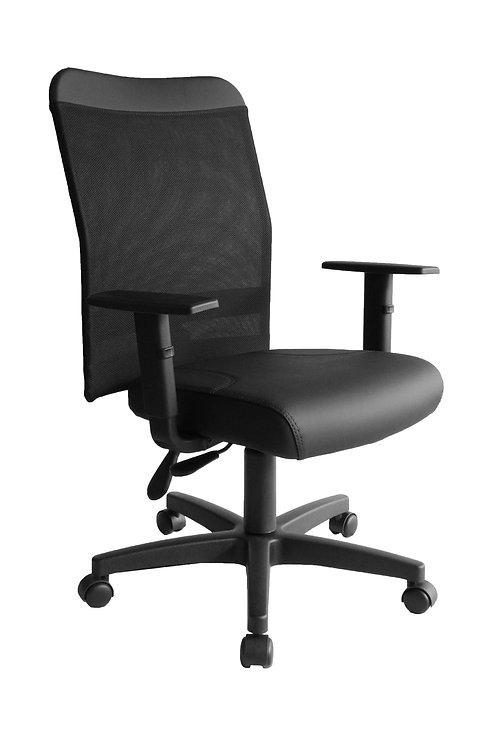 Cadeira Postura Preta