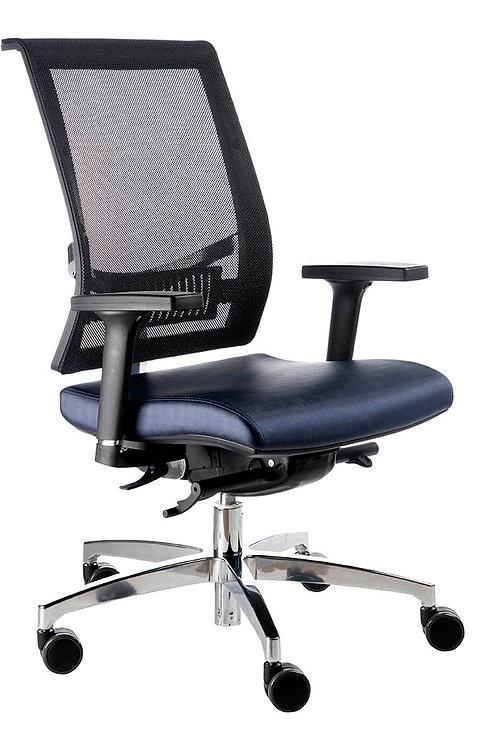 Cadeira Azul de Rodas