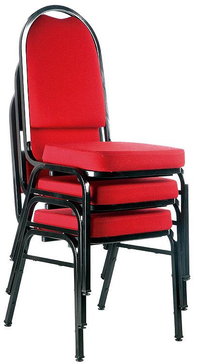 Cadeiras Vermelhas Simples