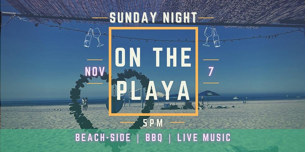 Sunday Night on the Playa
