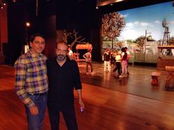 With Yiannis Makridis