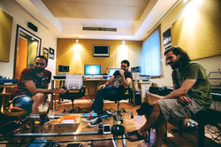 @the studio
