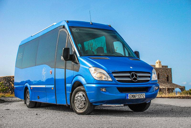 20 seats Mercedes bus