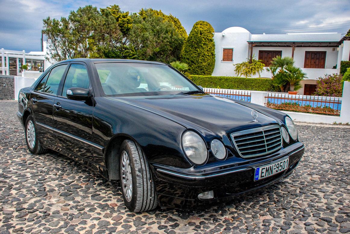 V.I.P. Mercedes