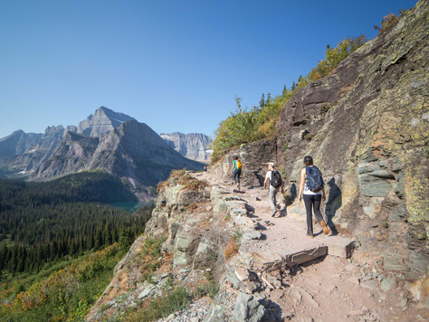 'It's always worth the sweat' Lessons from Glacier National Park